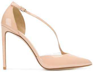 Francesco Russo t-strap pumps