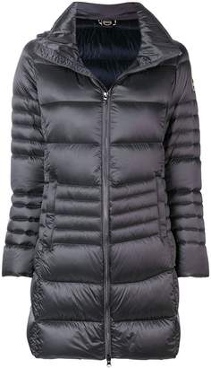 Colmar slim-fit padded coat