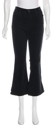 Rag & Bone High-Rise Wide-Leg Pants