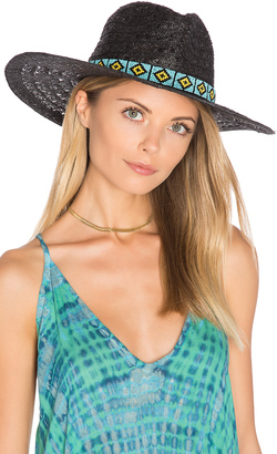 ale by alessandra Carico Hat $83 thestylecure.com