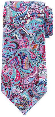 Ermenegildo Zegna Quindici Paisley Tie $285 thestylecure.com