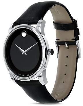 Movado Museum Classic® Stainless Steel Watch, 40 mm