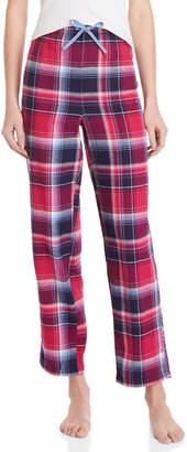 Nautica Plaid Flannel Pajama Pants