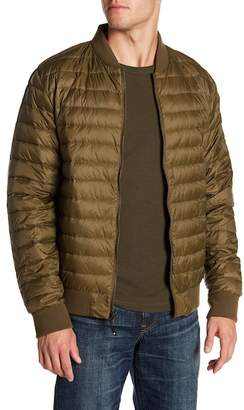 Weatherproof Nano Down Bomber Jacket