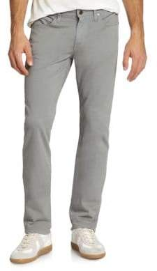 Joe's Jeans Brixton Slim Straight Twill Pants