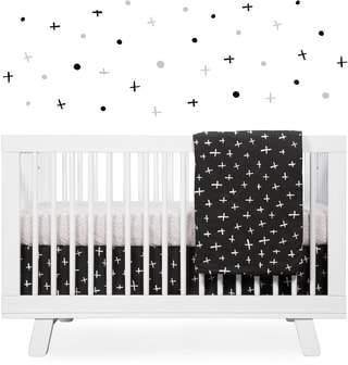 Babyletto Tuxedo 5-Piece Crib Bedding Set