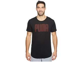 Puma Dri-Release Novelty Graphic Tee Men's T Shirt