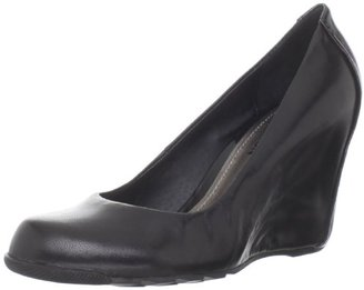 Kenneth Cole REACTION Women's Did U Tell Wedge Pump $79 thestylecure.com