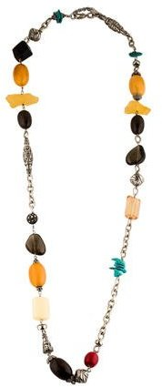 Dolce & GabbanaDolce & Gabbana Faux Stone Necklace