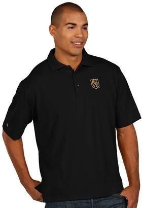 Antigua Men's Vegas Golden Knights Pique Polo