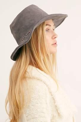 Tennessee Suede Floppy Bucket Hat