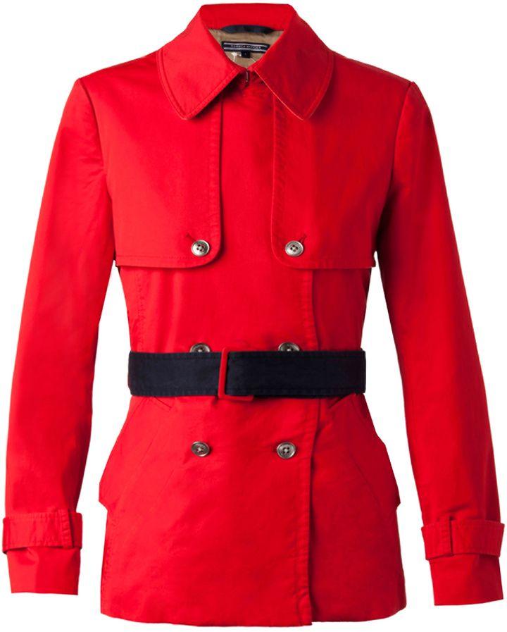 Tommy Hilfiger Hayden trench coat