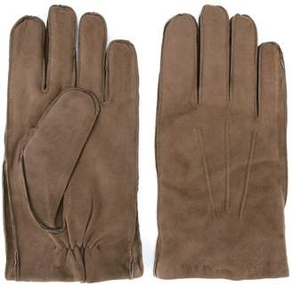 Orciani exposed seam gloves