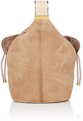 Bienen-Davis Women's The Kit Calf Hair Bracelet Bag