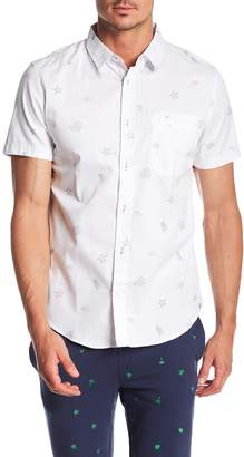 Sovereign Code Pismo Short Sleeve Print Regular Fit Shirt