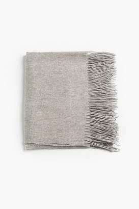 Genuine People Large Wool Scarf