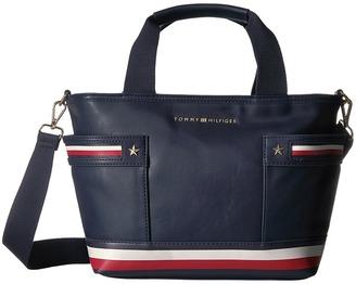 Tommy Hilfiger Larissa Convertible Shopper $118 thestylecure.com