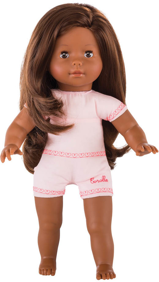 Corningware COROLLE Ma Corolle - Rose Chocolate Brunette Dress-Up Doll 36cm