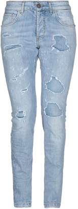 Entre Amis Denim pants - Item 42729875VF
