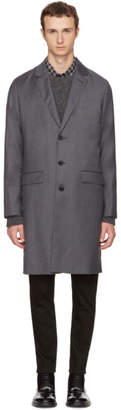 Tiger of Sweden Grey Dempsey Coat