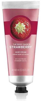 The Body Shop Strawberry Hand Cream