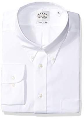 Eagle Men's Dress Shirt Non Iron Regular Fit Solid