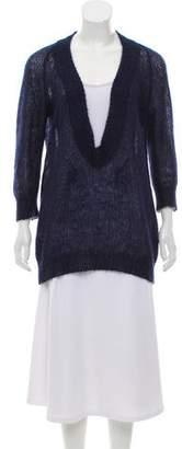 VPL Long Sleeve Knit Sweater