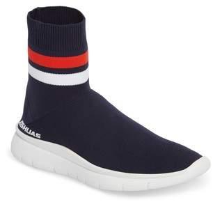 Joshua Sanders Jump High Top Sock Sneaker