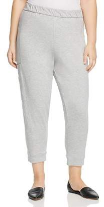Eileen Fisher Plus Slouchy Jogger Pants
