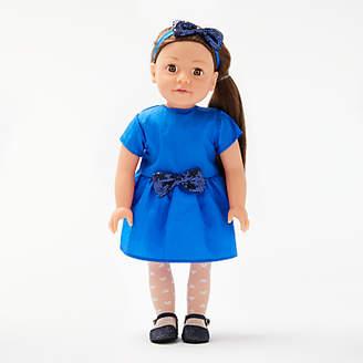 John Lewis Chloe Collector's Doll, Brunette