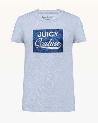 Juicy Couture Embellished Juicy Tee