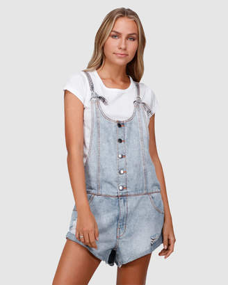 Billabong Over It Overalls