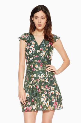 Parker Sloane Floral Dress