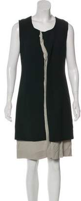 Marni Wool-Blend Shift Dress w/ Tags