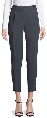 Loro Piana Jari Silk Pleated Trousers