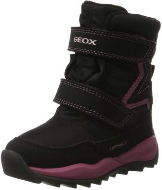 Geox Girl's J Orizont B G.ABX A Snow Boots
