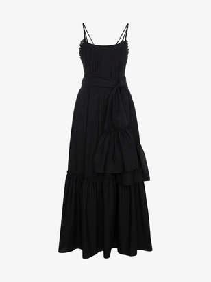 DAY Birger et Mikkelsen Three Graces Ariadne Pin-Tucked Dress