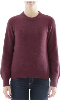 Rag & Bone Bordeaux Cachemire Sweatshirt