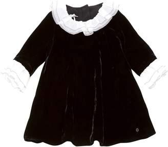 Christian Dior Black Viscose Dress