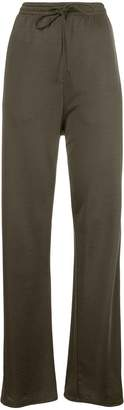 MM6 MAISON MARGIELA straight-leg track pants