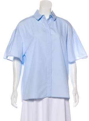 Kenzo Short Sleeve Button-Up