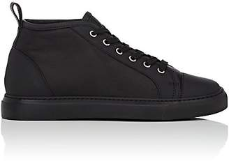 Harry's of London MEN'S GUS LEATHER & SHEARLING SNEAKERS