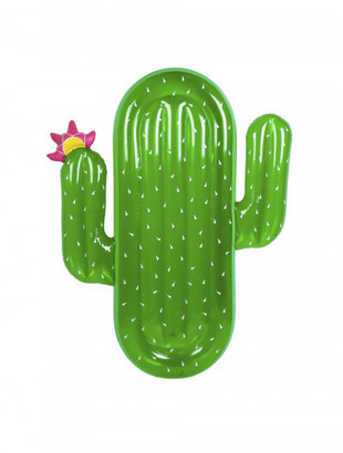 Sunnylife CACTUS LUXE LIE-ON FLOAT $60 thestylecure.com