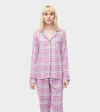 Raven Flannel PJ Set