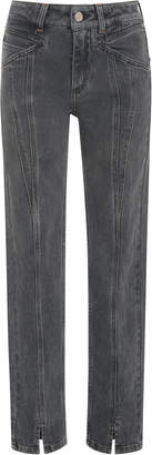 Givenchy High-Rise Skinny Jeans