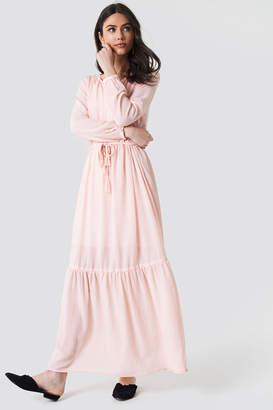 Saint Tropez Check Long Dress