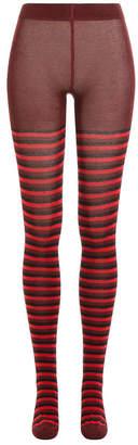 Sonia Rykiel Striped Tights