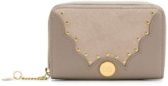 See by Chloe scalloped edge wallet