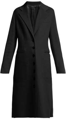 Joseph Marline Wool Blend Coat - Womens - Black