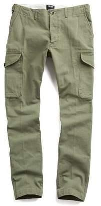 Todd Snyder Olive Infantry Cargo Pant